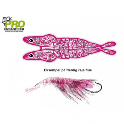 Pro 3D shrimp shell - Pro Sportfisher