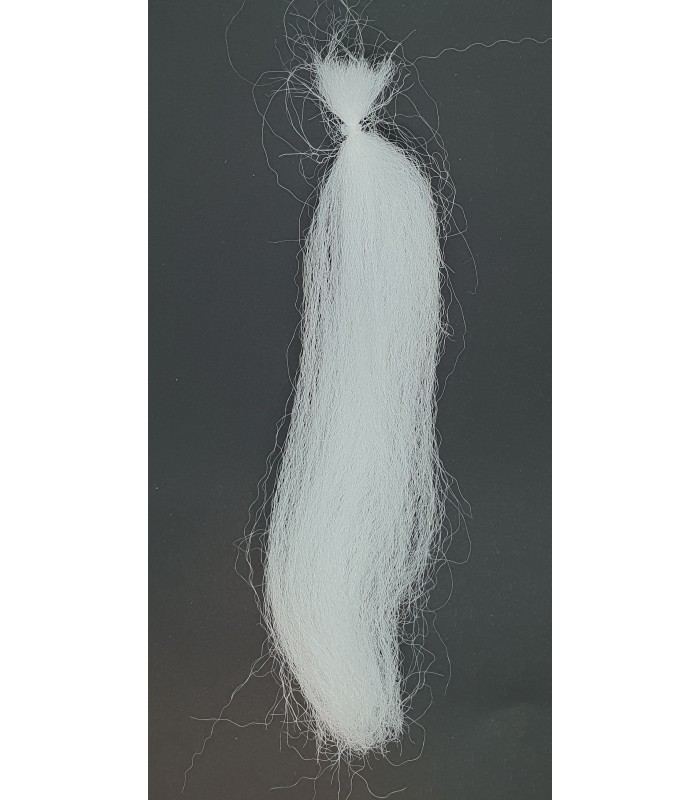 Horn's curled baitfish fibres