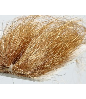 Metallic angel hair