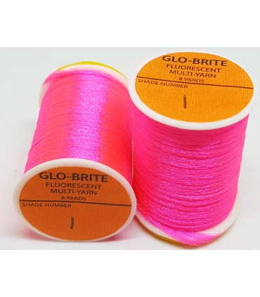 Glo brite multi-yarn
