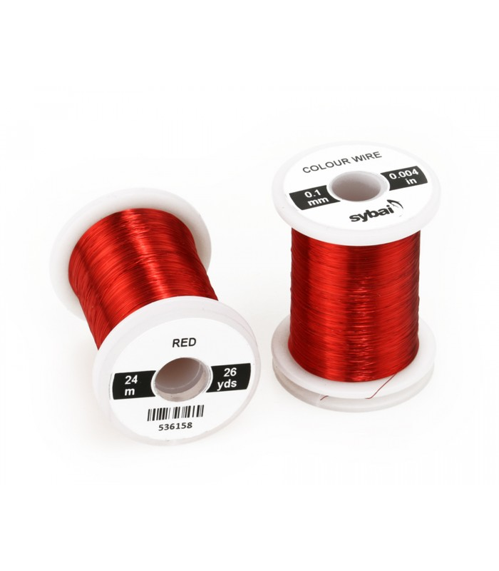 Sybai colour wire 0,1mm