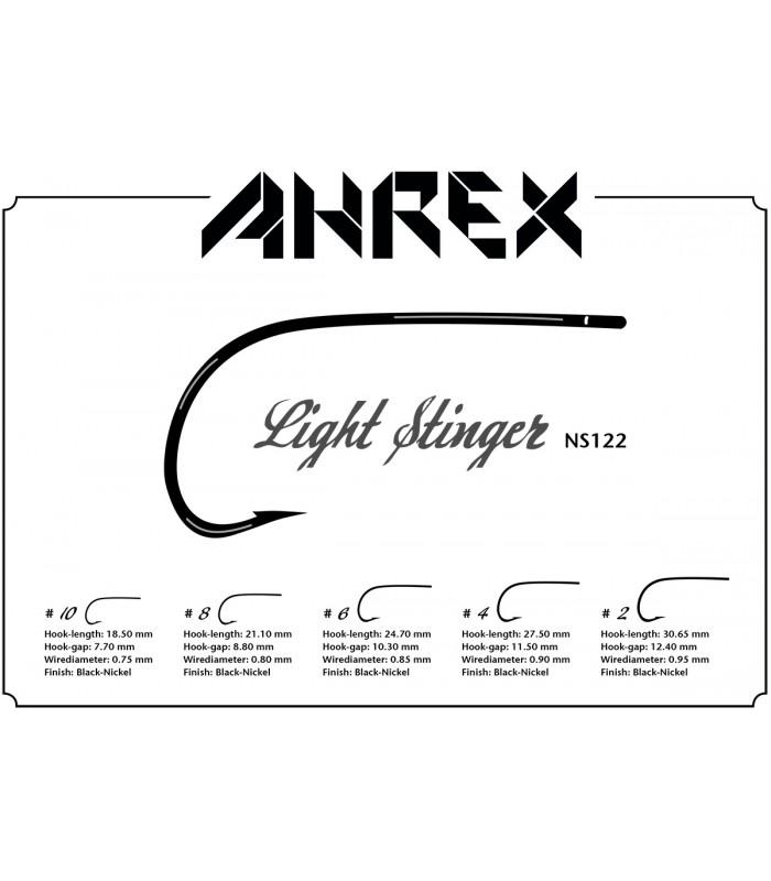 Ahrex NS122 light stinger