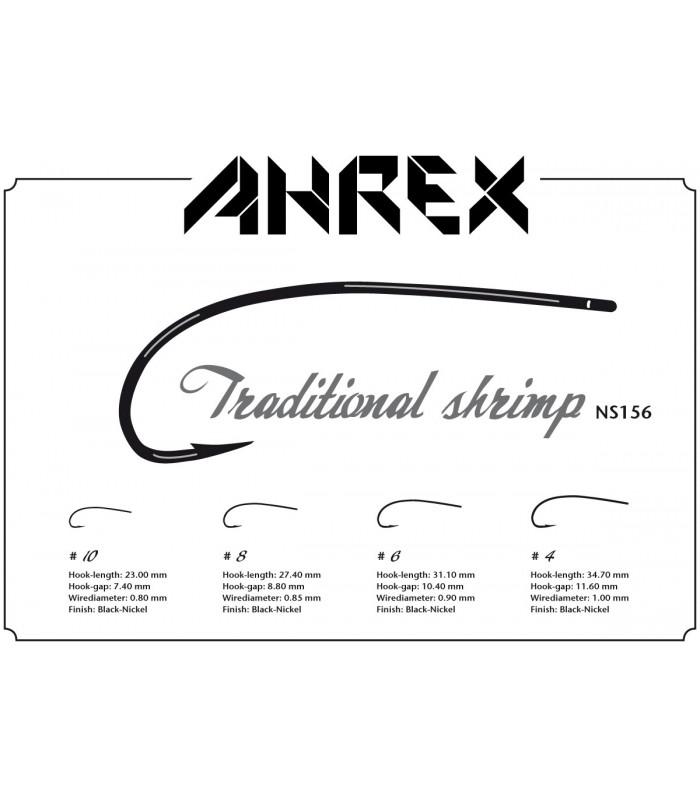 Ahrex NS156 traditional shrimp