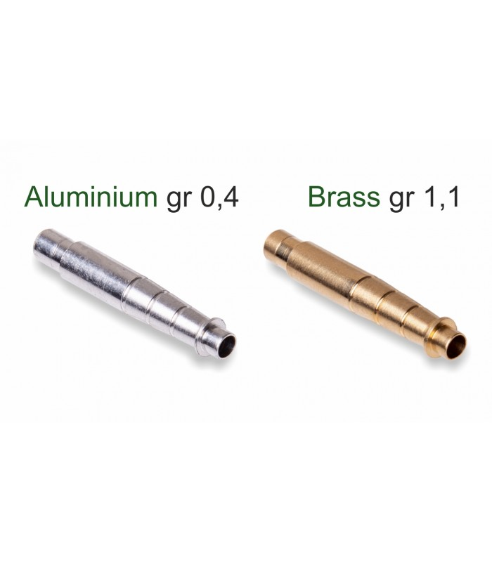 Stonfo cone brass tubes